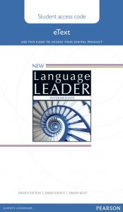 New Language Leader Intermediate Teacher's eText for IWB