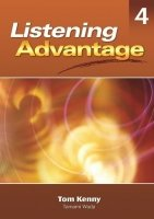 LISTENING ADVANTAGE 4 STUDENT´S BOOK with AUDIO CD