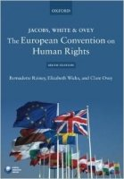 European Convention Human Rights 6th Ed.