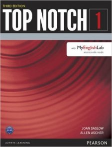 Top Notch Third Edition 1 Student Book with MyEnglishLab