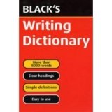 BLACK´S WRITING DICTIONARY