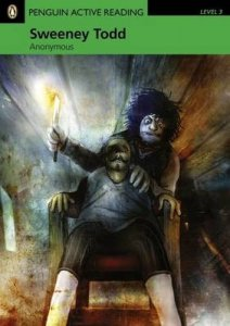 Sweeney Todd Book/CD-Rom for Pack - Level 3