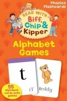 READ WITH BIFF, CHIP & KIPPER ALPHABET GAMES PHONICS FLASHCARDS (Oxford Reading Tree)