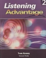 LISTENING ADVANTAGE 2 STUDENT´S BOOK with AUDIO CD