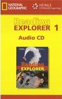 READING EXPLORER 1 CLASS AUDIO CD