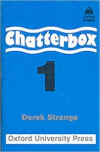 CHATTERBOX 1 AUDIO CASSETTE