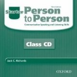 PERSON TO PERSON 3rd Edition STARTER AUDIO CD