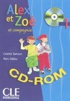 ALEX ET ZOE 1 CD-ROM INTERACTIVE