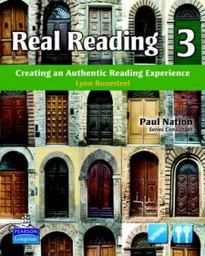 Real Reading 3 - Creating an Authentic Reading Experience (mp3 Files Included)