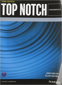 Top Notch Third Edition Fundamentals Student Book