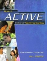 ACTIVE SKILLS FOR COMMUNICATION 2 STUDENT´S BOOK + STUDENT AUDIO CD