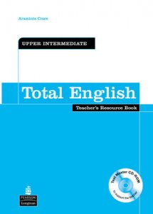 Total English Upper Intermediate Teachers Resource Book and Test Master CD-ROM Pack