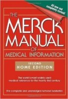 Merck Manual of Medical Information - Home Edition 2nd Ed.