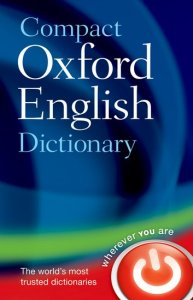 COMPACT OXFORD ENGLISH DICTIONARY Third Edition Revised