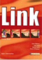 LINK UPPER INTERMEDIATE COURSE BOOK + AUDIO CD PACK