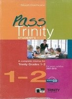 PASS TRINITY 1-2 STUDENT´S BOOK + CD