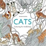 Cats (Colouring for Mindfulness, Colouring Book)