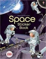 Space Sticker Book (Usborne Activity Books)
