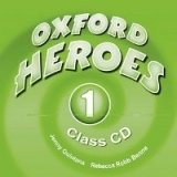 OXFORD HEROES 1 CLASS AUDIO CDs /2/