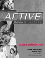 ACTIVE SKILLS FOR COMMUNICATION INTRO CLASS AUDIO CDs /2/