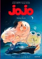 BD, Jojo: Mamy Blues (Tome 18)