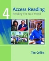 ACCESS READING 4 STUDENT´S TEXT + AUDIO CD