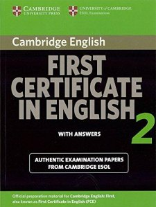 Cambridge FCE 2 for updated exam Student's Book with answers