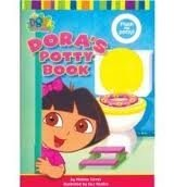 DORA THE EXPLORER: DORAS POTTY BOOK