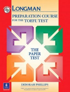 Longman Preparation Course For The TOEFL Test and CD-ROM - Paper Test without Answer Key and CD-ROM