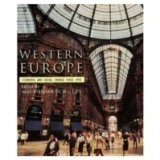Western Europe : Economic and Social Change Since 1945