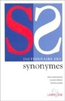 LAROUSSE DES SYNONYMES