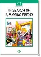 ELI ELEMENTARY - IN SEARCH OF A MISSING FRIEND & CD