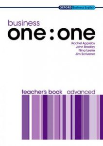 BUSINESS ONE : ONE ADVANCED TEACHER´S BOOK