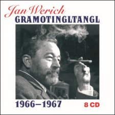 Jan Werich Gramotingltangl - 8 CD