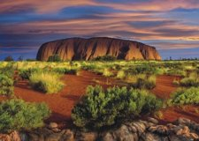 Puzzle 1000 Ayers Rock