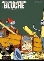 BD, Jerome Bloche: L´absent (Tome 9)