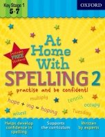AT HOME WITH SPELLING 2 (Age 5-7)