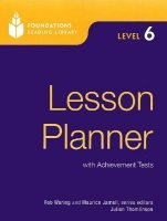 FOUNDATIONS READING LIBRARY Level 6 LESSON PLANNER with ACHIEVMENT TESTS