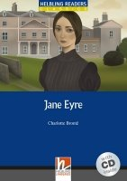 HELBLING READERS CLASSICS LEVEL 4 BLUE LINE - JANE EYRE + AUDIO CD PACK