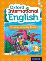 Oxford International Primary English 2 Student Activity Book