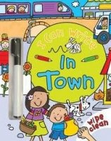 I CAN WRITE: IN TOWN