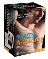 Rohen's Photographic Anatomy Flash Cards, 2nd Ed.