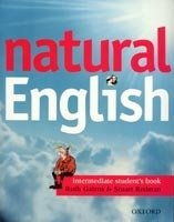 NATURAL ENGLISH INTERMEDIATE STUDENT´S BOOK