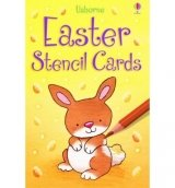 Easter Stencil Cards (usborne Activity Cards)