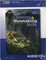 Listening & Notetaking Skills 1 Audio CDs (3)