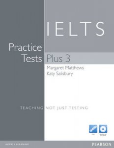 Practice Tests Plus IELTS 3 without Key with Multi-ROM and Audio CD Pack