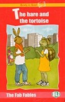 Ready to Read (The Fab Fables): The Hare and the Tortoise with Audio CD