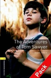OXFORD BOOKWORMS LIBRARY New Edition 1 THE ADVENTURES OF TOM SAWYER AUDIO CD PACK