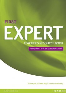 Expert First 3rd Edition Teacher's eText Access code for IWB