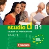 Studio D B1 Teilband 1 Audio-CD